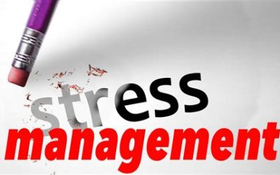 There's no point fighting stress – Manage it!
