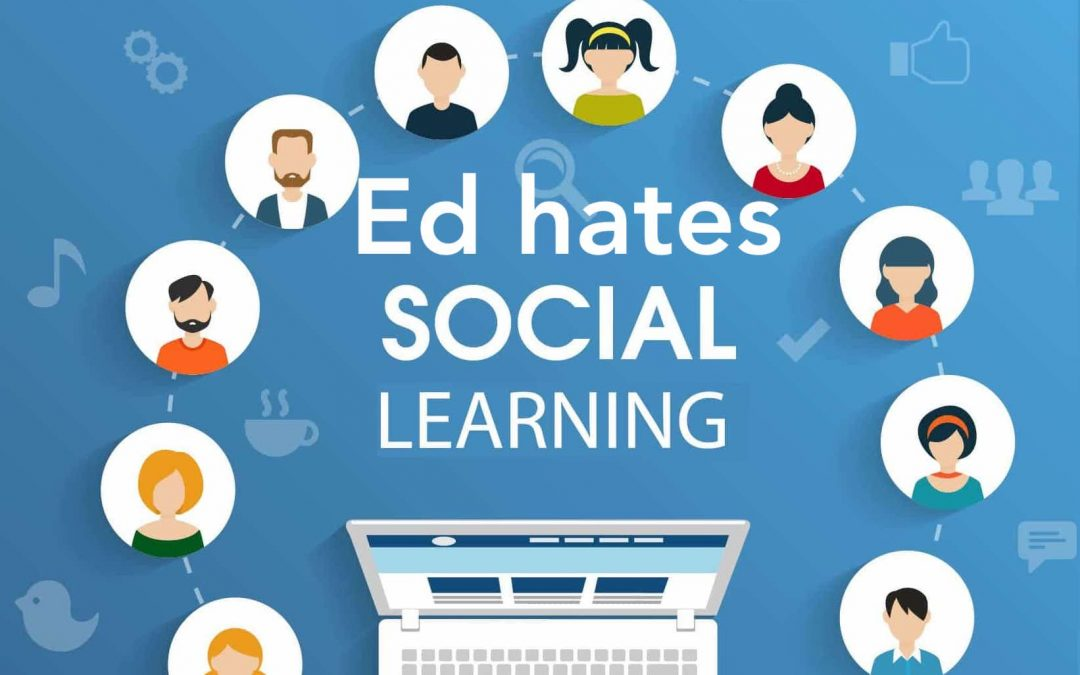 Why traditional education hates social learning