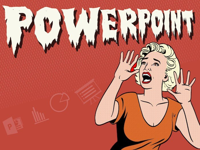Death by Powerpoint – Are you guilty?